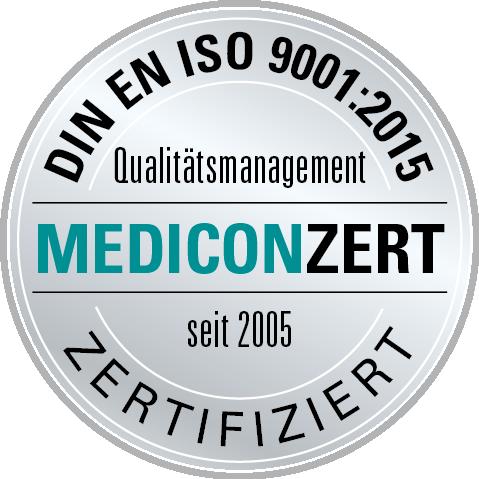 MEDICONZERT-9001-2015-DE